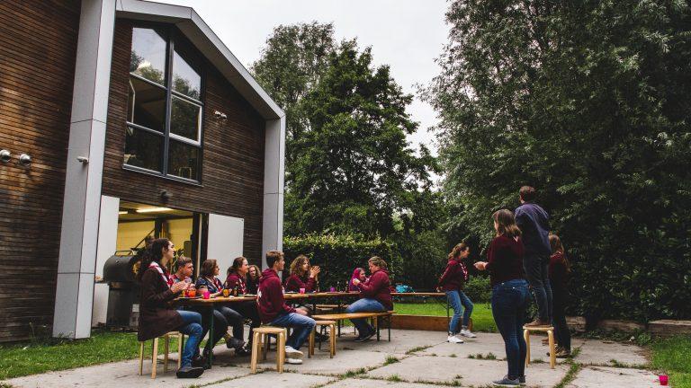 studentenscouting utrecht ufostam studentenvereniging
